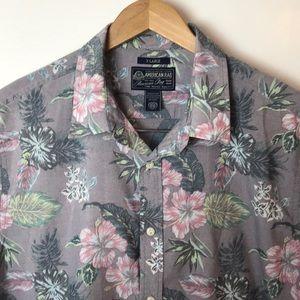 American Rag Vintage Style Hawaiian Shirt XL
